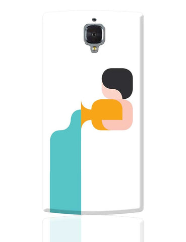 Aquarius OnePlus 3 Cover Online India