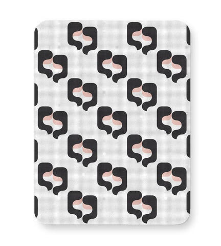 Gemini Pattern Mousepad Online India