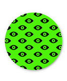 PosterGuy | Quirky Eyes Pattern Fridge Magnet Online India by Vaibhav Designs