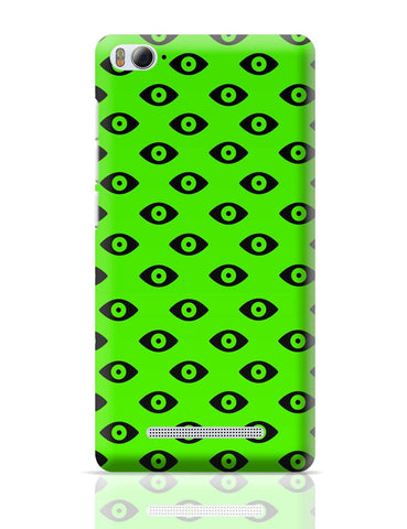 Xiaomi Mi 4i Covers | Quirky Eyes Pattern Xiaomi Mi 4i Cover Online India