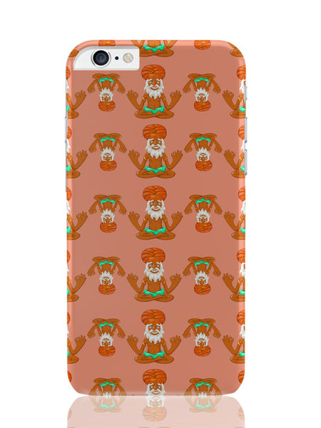 iPhone 6 Plus / 6S Plus Covers & Cases | Quirky Baba Pattern iPhone 6 Plus / 6S Plus Covers and Cases Online India