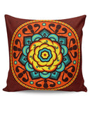 PosterGuy | Floral Petal Design Art Cushion Cover Online India