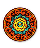 PosterGuy | Floral Petal Design Art Fridge Magnet Online India by Vaibhav Designs