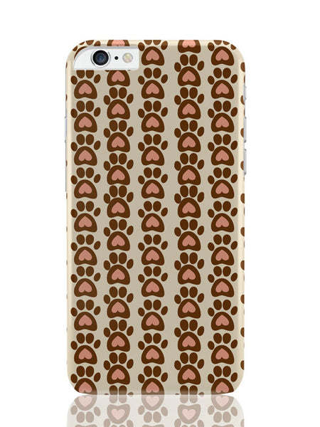 iPhone 6 Plus / 6S Plus Covers & Cases | Cute Abstract Feet Pattern iPhone 6 Plus / 6S Plus Covers and Cases Online India