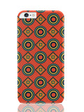 iPhone 6 Plus / 6S Plus Covers & Cases | Abstract Circle Rings Pattern iPhone 6 Plus / 6S Plus Covers and Cases Online India