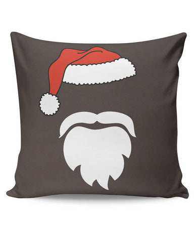 PosterGuy | Minimal Santa Claus Illustration Cushion Cover Online India