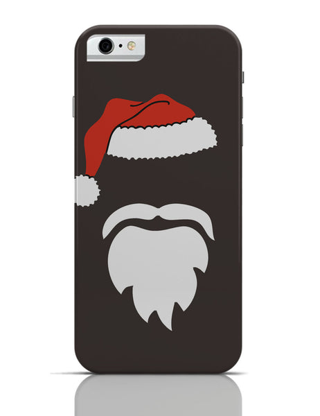 iPhone 6 Covers & Cases | Minimal Santa Claus Illustration iPhone 6 Case Online India