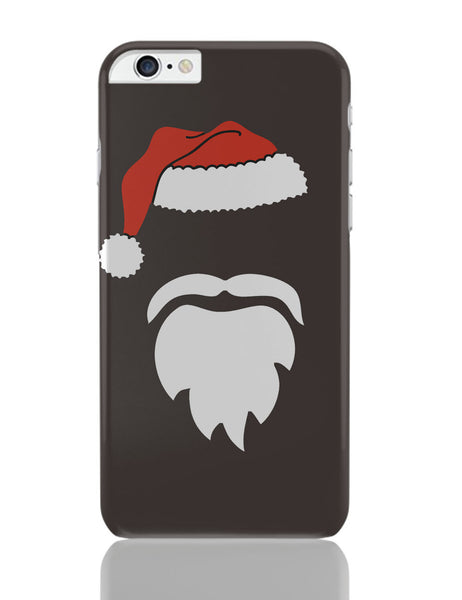 iPhone 6 Plus/iPhone 6S Plus Covers | Minimal Santa Claus Illustration iPhone 6 Plus / 6S Plus Covers Online India