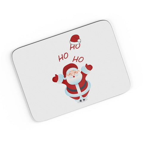 Santa Claus Ho-Ho-Ho Illustration A4 Mousepad Online India
