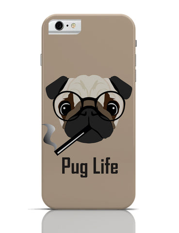 iPhone 6 Covers & Cases | Pug Life Funny Dog illustration iPhone 6 Case Online India