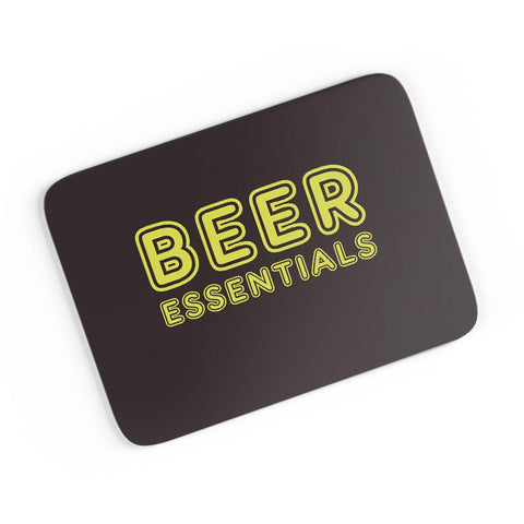 Beer Essentials A4 Mousepad Online India