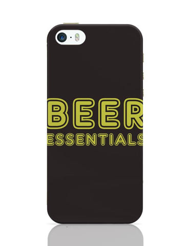 iPhone 5 / 5S Cases & Covers | Beer Essentials iPhone 5 / 5S Case Cover Online India
