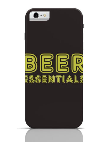 iPhone 6/6S Covers & Cases | Beer Essentials iPhone 6 / 6S Case Cover Online India