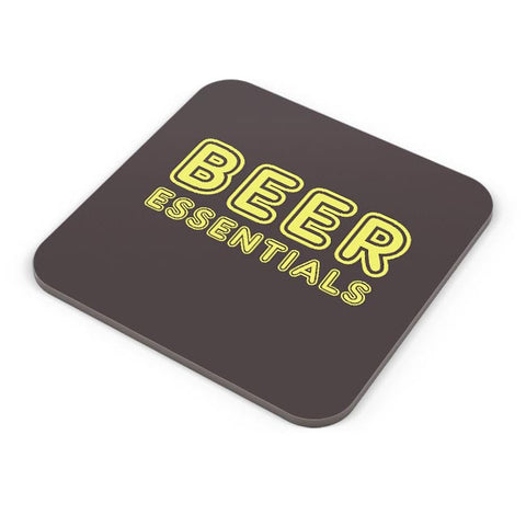 Buy Coasters Online | Beer Essentials Coasters Online India | PosterGuy.in