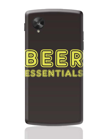 Google Nexus 5 Covers | Beer Essentials Google Nexus 5 Case Cover Online India