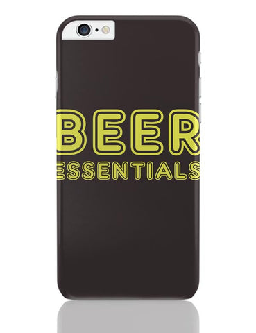 iPhone 6 Plus/iPhone 6S Plus Covers | Beer Essentials iPhone 6 Plus / 6S Plus Covers Online India