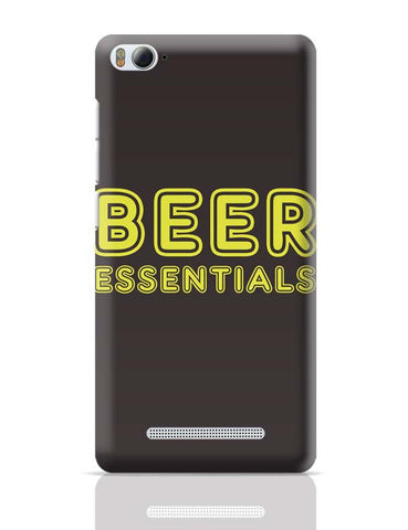 Xiaomi Mi 4i Covers | Beer Essentials Xiaomi Mi 4i Case Cover Online India