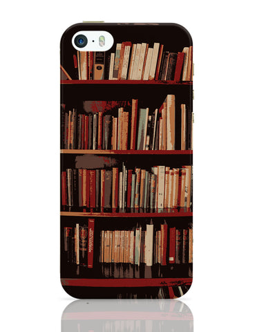 iPhone 5 / 5S Cases & Covers | Bookshelves iPhone 5 / 5S Case Online India