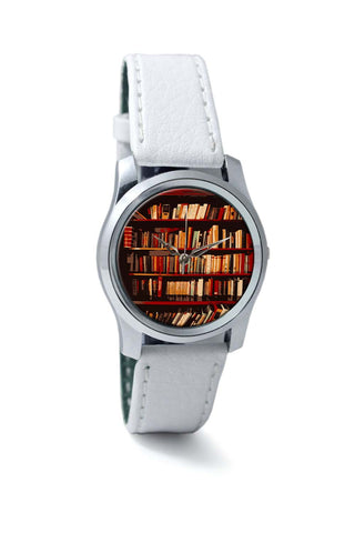 Women Wrist Watch India | Bookshelves Wrist Watch Online India