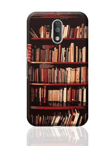 Bookshelves Moto G4 Plus Online India