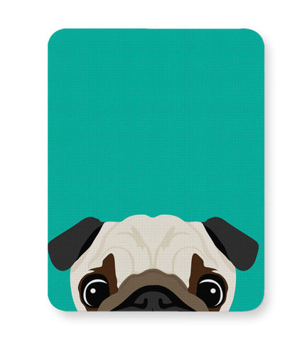 Buy Mousepads Online India | Pug Mouse Pad Online India