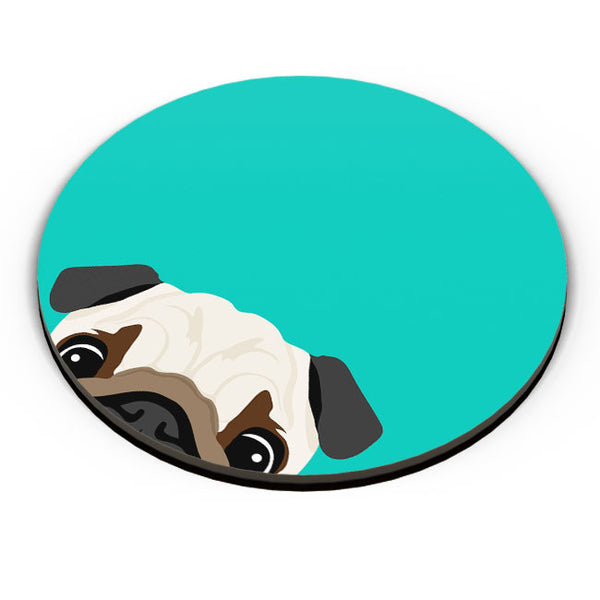 PosterGuy | Pug Fridge Magnet Online India by Vaibhav Designs