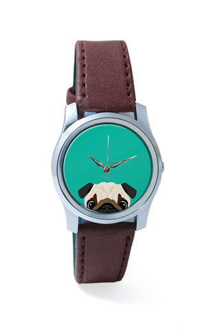 Women Wrist Watch India | Pug Wrist Watch Online India