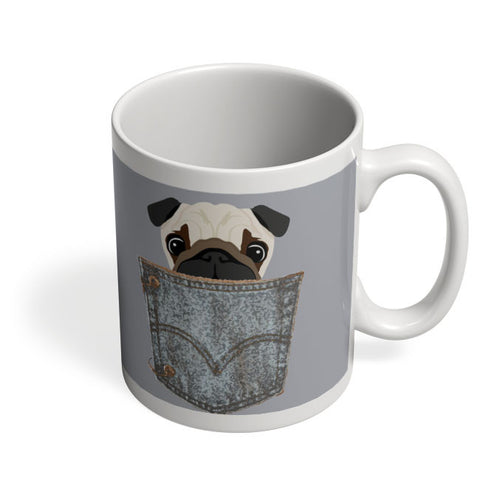 Coffee Mugs Online | Pug Mug Online India