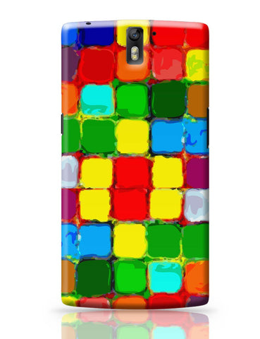 OnePlus One Covers | Paint Palette OnePlus One Cover Online India
