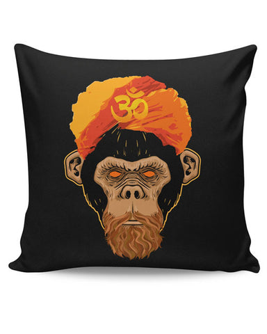 PosterGuy | Stoned Monkey Cushion Cover Online India