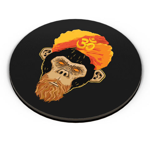 PosterGuy | Stoned Monkey Fridge Magnet Online India by Vaibhav Designs