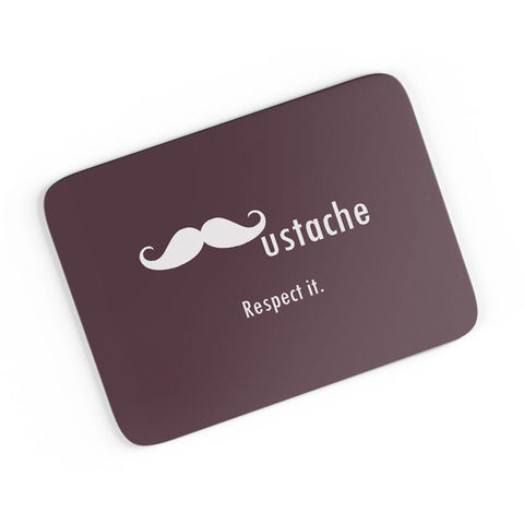 Mustache A4 Mousepad Online India