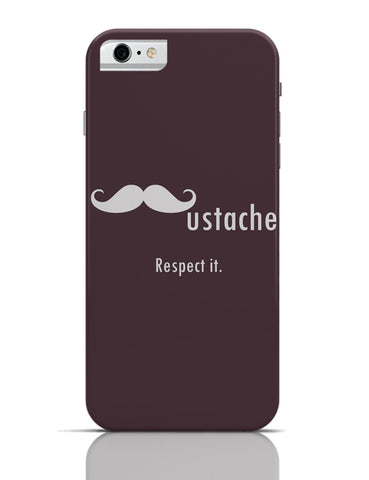 iPhone 6 Covers & Cases | Mustache iPhone 6 Case Online India