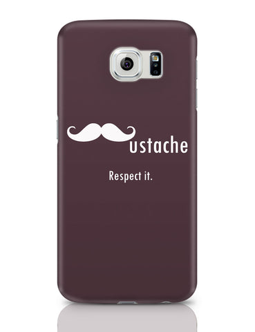 Samsung Galaxy S6 Covers | Mustache Samsung Galaxy S6 Covers Online India