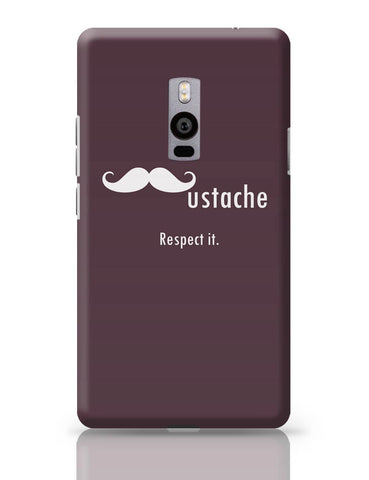 OnePlus Two Covers | Mustache OnePlus Two Cover Online India
