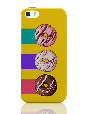 iPhone 5 / 5S Cases & Covers | Donut iPhone 5 / 5S Case Online India
