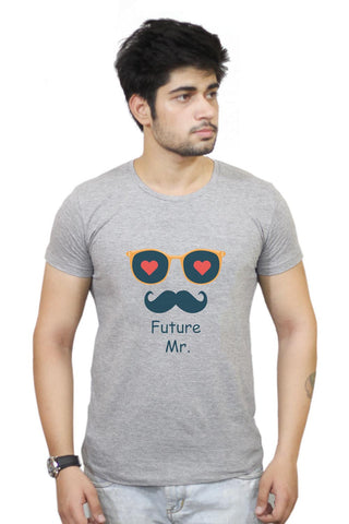 Buy Future Mr T-Shirts Online India | Future Mr T-Shirt | PosterGuy.in