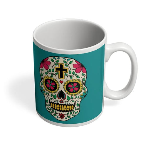 Coffee Mugs Online | Skull Tattoo Coffee Mug Online India