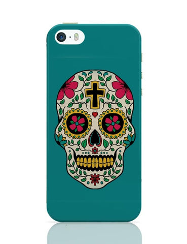 iPhone 5 / 5S Cases & Covers | Skull Tattoo iPhone 5 / 5S Case Cover Online India