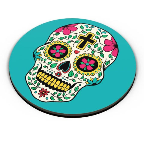 PosterGuy | Skull Tattoo Fridge Magnet Online India by Vaibhav Designs