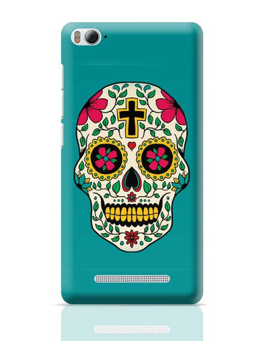 Xiaomi Mi 4i Covers | Skull Tattoo Xiaomi Mi 4i Case Cover Online India