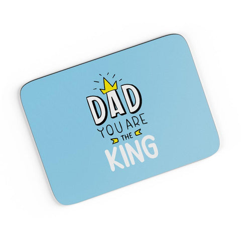 Dad You Are The King  A4 Mousepad Online India