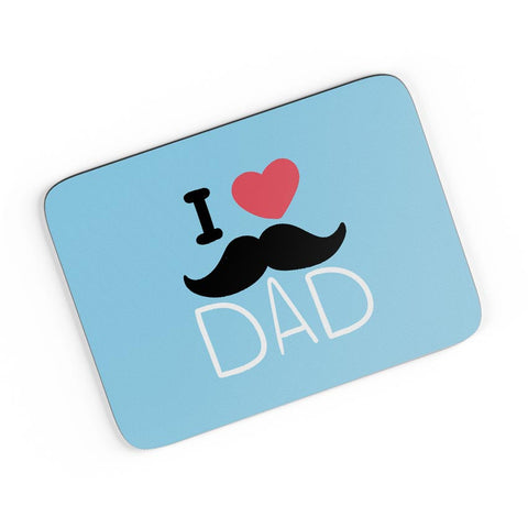 I Love Dad A4 Mousepad Online India