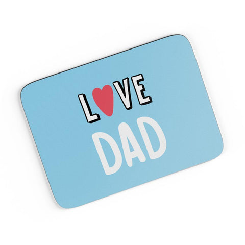Love Dad  A4 Mousepad Online India