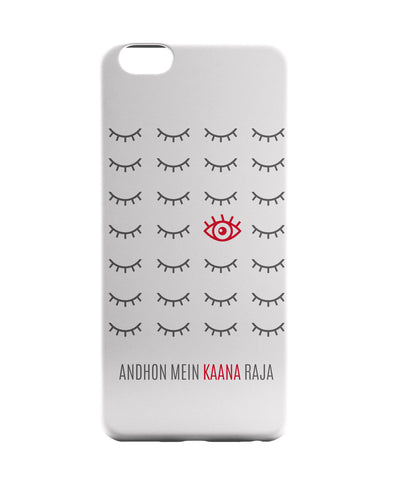 iPhone 6 Cases | Andhon mei Kaana Raja iPhone 6 Case Online India