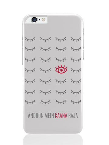 iPhone 6 Plus / 6S Plus Covers and Cases | Andhon mei Kaana Raja iPhone 6 Plus / 6S Plus Cover Online India