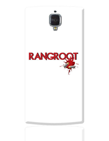 Rangroot OnePlus 3 Cover Online India
