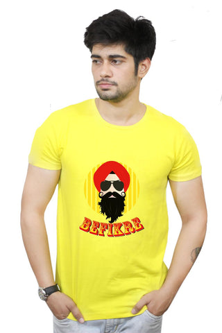 Buy Befikre T-Shirts Online India | Befikre T-Shirt | PosterGuy.in