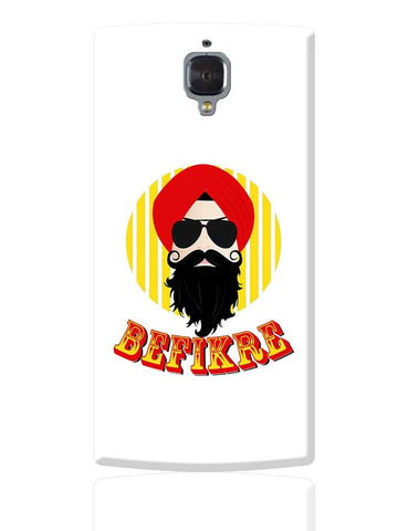 Befikre OnePlus 3 Cover Online India