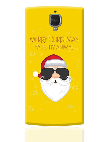 Christmas OnePlus 3 Cover Online India